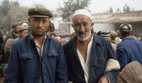 중국의 신장 위구르(Uighur) 족의 복음전도를 위하여...