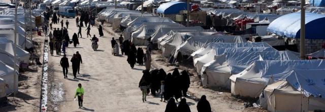 IS 관련 외국인 785명 시리아 수용소를 탈출