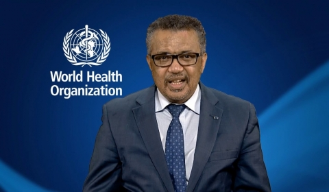 WHO 사무총장, 신종 코로나바이러스 대응-중국에 국제 전문가를 보내기로 합의