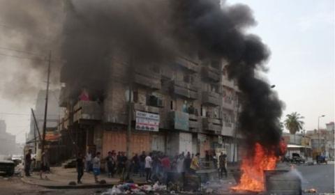 이라크 반정부 시위