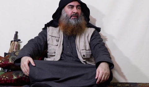 Islamic State 칼리프 지명, 아부 이브라힘 알하시미 알쿠라이시